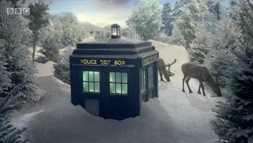 tardis new year
