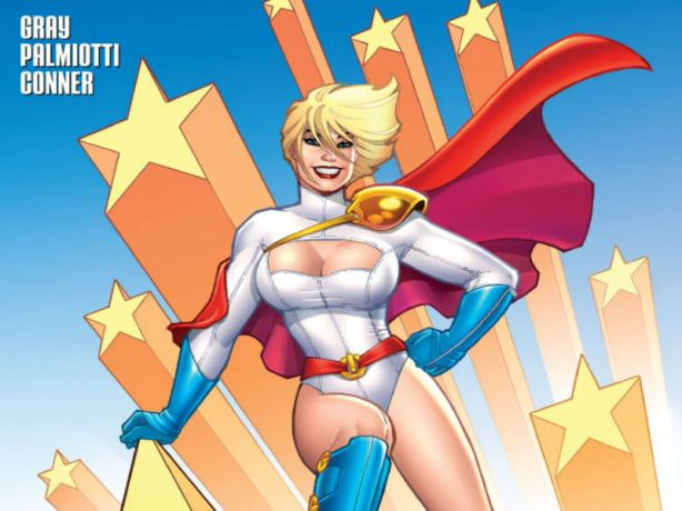Power-Girl-own-series