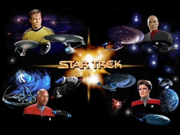 Captains-of-Star-Trek